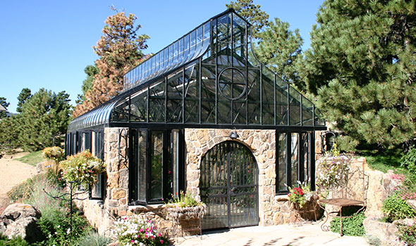 Custom Greenhouses Claytonhill Greenhouse Company