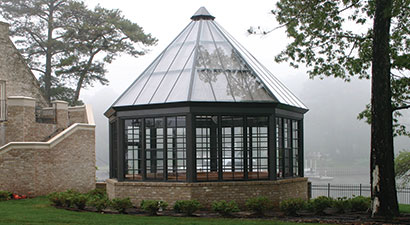 Homepage Foggy Greenhouse